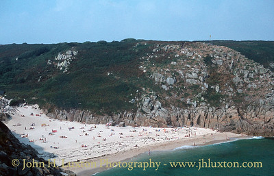Porthcurno, Cornwall - September 09, 1981