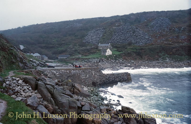 Lamorna Cove, May 17, 1986