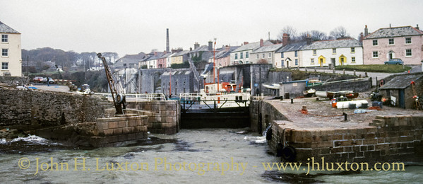 Charlestown, Cornwall - October 30, 1987