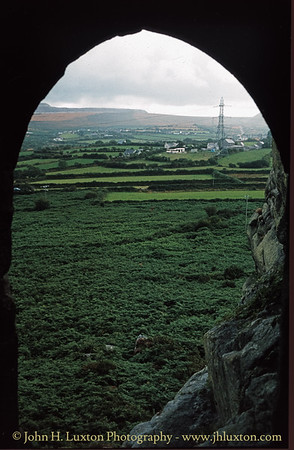 Roche, Roche Rock - St Michael's Chapel, Cornwall - August 27, 1984