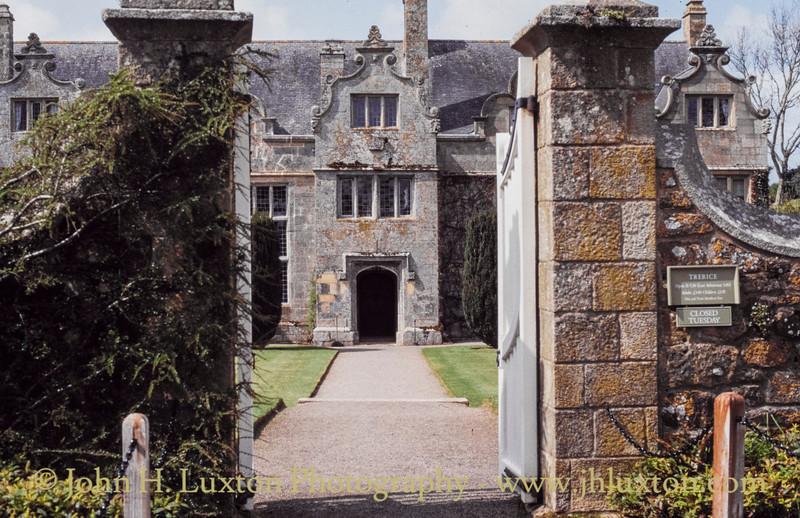 Trerice, Newquay, Cornwall - April 192