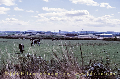 RAF St Mawgan, Newquay Airport, Cornwall - September 02, 1989