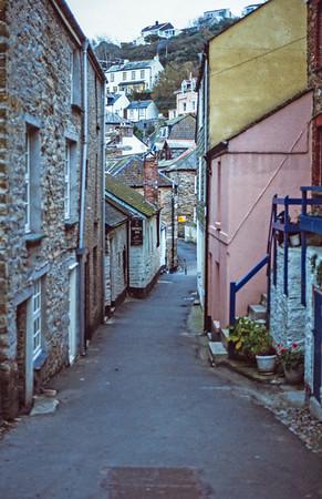 Polruan, Restormel, Cornwall - October 1993