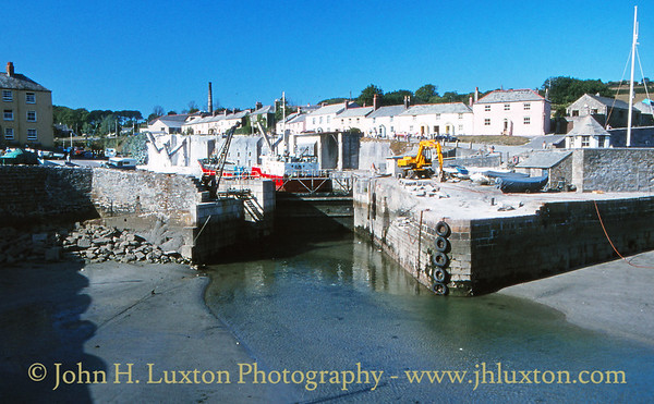 Charlestown, Cornwall - August 23, 1983