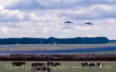 RAF St Mawgan, Newquay Airport, Cornwall - October 24, 1989