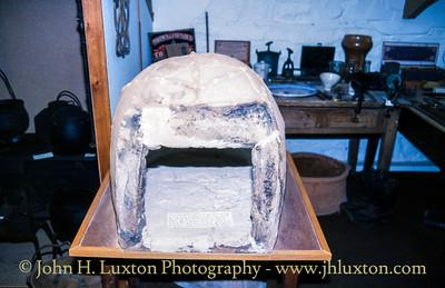 Museum of Dartmoor Life, Okehampton, Devon - August 12, 1989