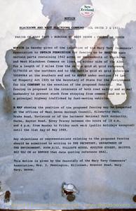 Blackdown, Mary Tavy Common, Dartmoor, Devon - August 12, 1989