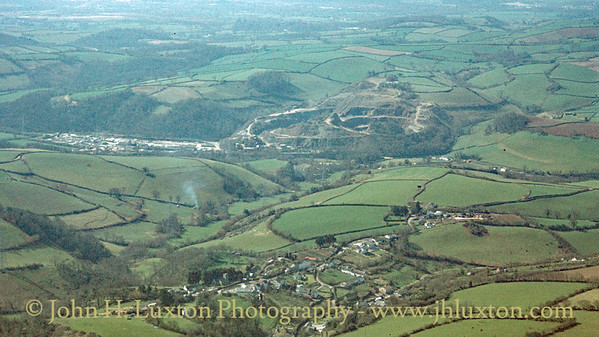 Trusham and Trusham Quarry - April 08, 1984