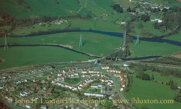 Cowley Bridge - Exeter - April 08, 1984