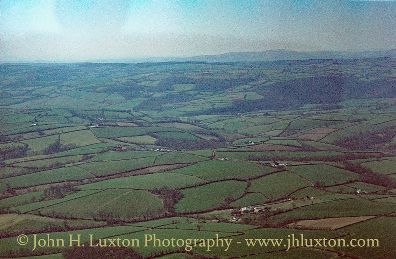 Towards the Teign Gorge - April 08, 1984