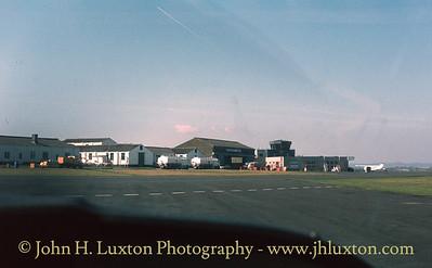 Exeter Airport April 08, 1984