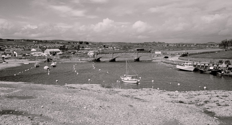 Axmouth Harbour, Devon - April 09, 1987