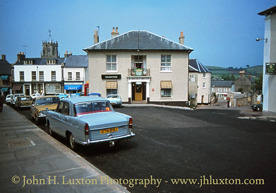 Colyton, Devon - April 04, 1982
