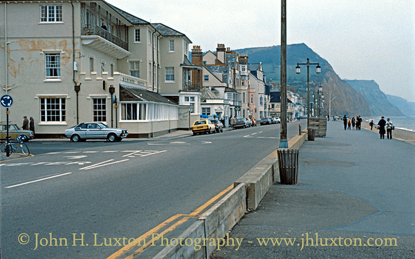 Sidmouth - April 05, 1981