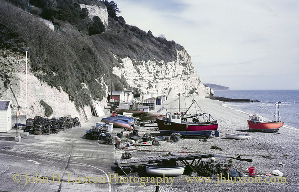 Beer, Devon - April 09, 1987