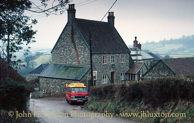 Luppitt, Devon - April 24, 1985
