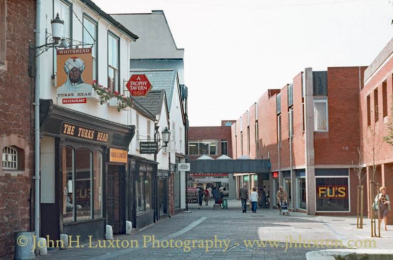 Exeter, Devon - September 10, 1979