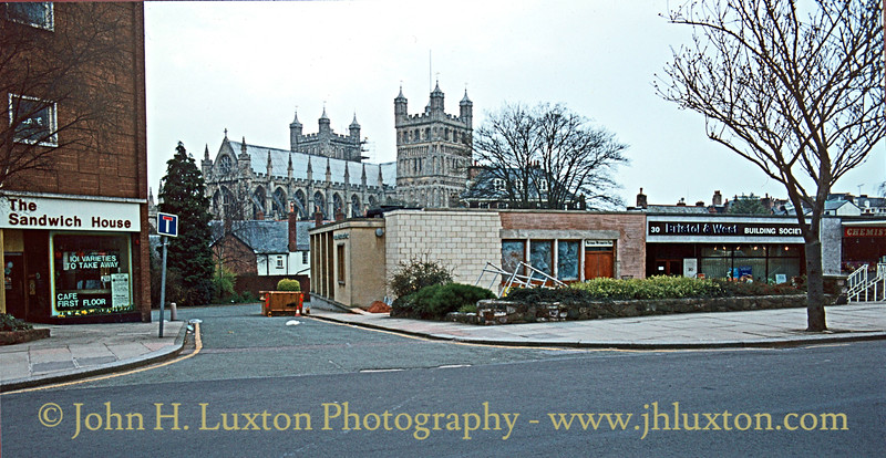 Exeter, Devon - April 04, 1982