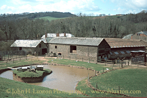 Bickleigh Mill, Bickleigh, Devon - April 10, 1984
