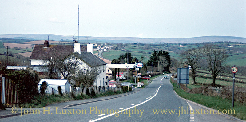Cheriton Bishop, Devon - April 11, 1984