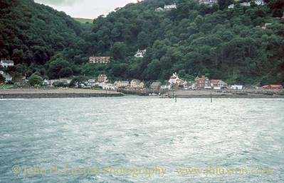 Lynmouth, Devon - August 06, 1992