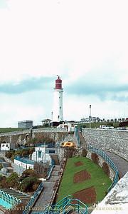 Plymouth, Devon - April 01, 1981