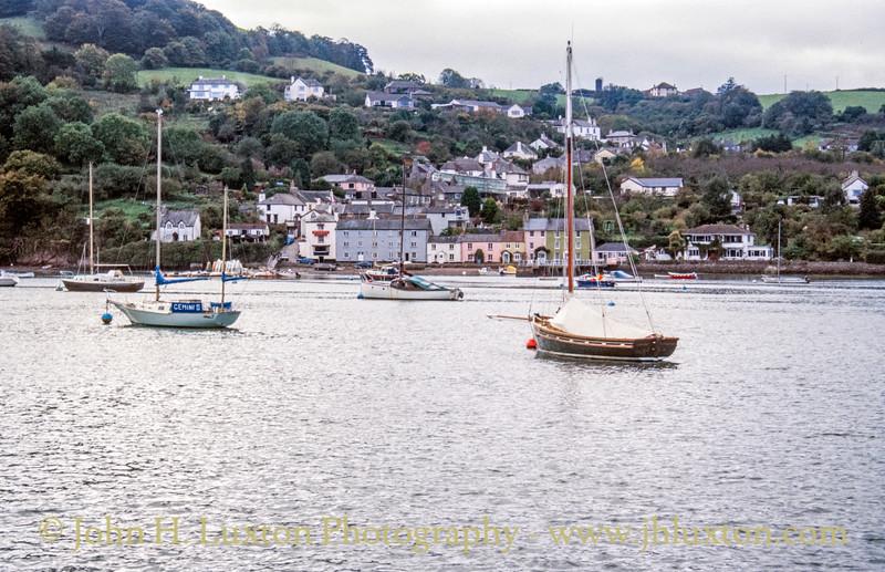 Dittisham, Devon - October 25, 1989