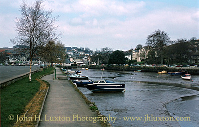 Kingsbridge, Devon - April 02, 1982