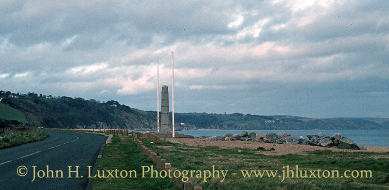 Slapton Sands - March 22, 1983