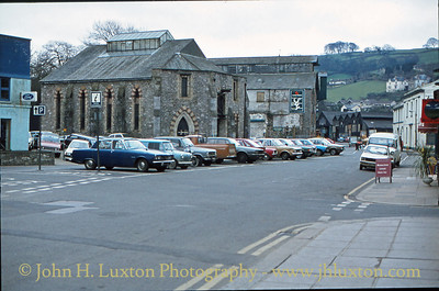Totnes, Devon - November 03, 1982