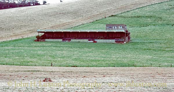 Buckfastleigh Race Course, Dean Prior, Devon - August 24, 1985