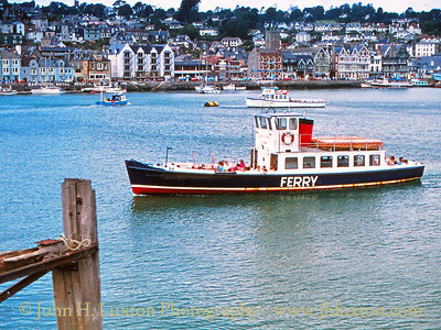 Kingswear. Devon - September 04, 1982