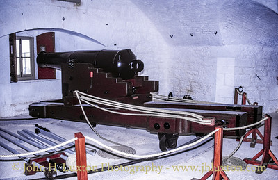 Dartmouth Castle, Dartmouth, Devon - October 25, 1989