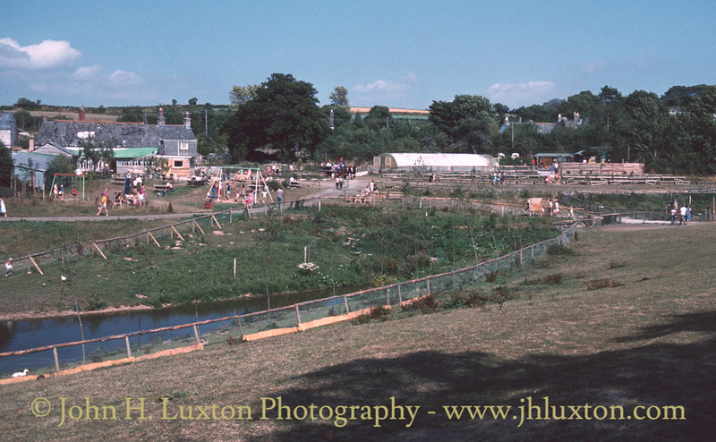 The National Shire Horse Centre, Yealmpton, Devon - August 19, 1983