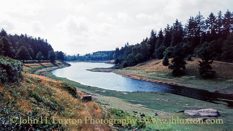 Tottitford Reservoir, Dartmoor, Devon - August 18, 1983