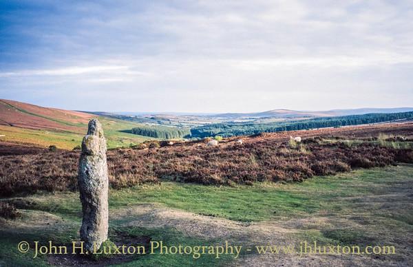 Bennet's Cross, Dartmoor, Devon - September 03, 1989
