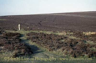 Bennet's Cross, Dartmoor, Devon - April 07, 1988