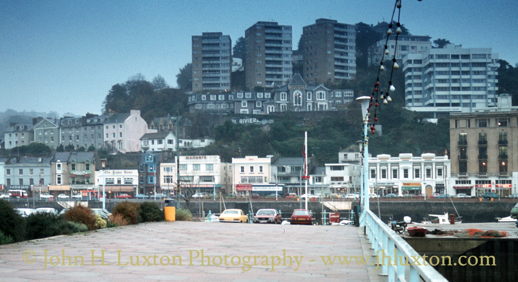 Torquay, Devon - November 03, 1982