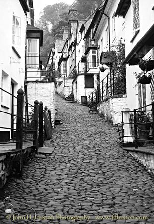 Clovelly, Devon - October 06, 1985
