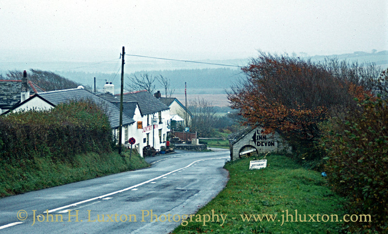 Westcounry Inn, Welcombe, Devon - November 02, 1982