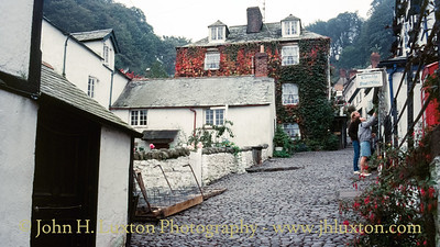 Clovelly, Devon - October 06, 1985