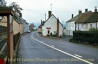Crockernwell. Devon - November 04, 1982