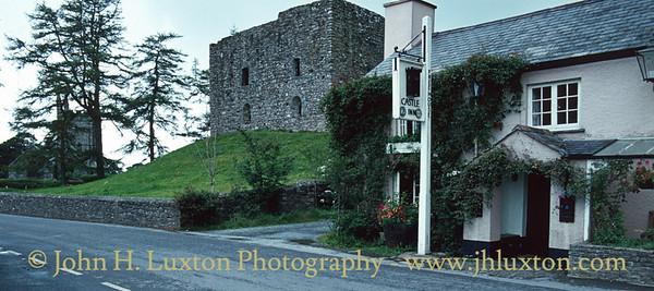 Lydford, Devon - August 19, 1982