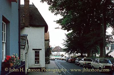 Chagford, Devon - August 21, 1981