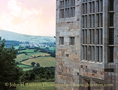 Castle Drogo, Drewsteignton, Devon - August 28, 1985