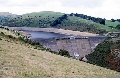Meldon Reservoir, Dartmoor, Devon - September 03, 1989
