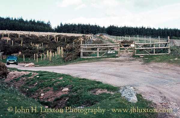 The Lych Way - Dartmoor, Devon - May 21, 1986