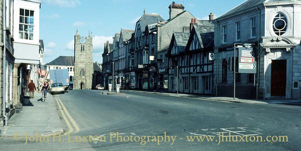 Okehampton, Devon - April 01, 1985