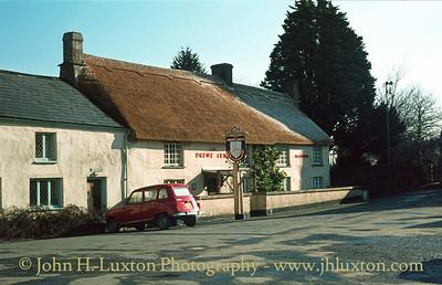 Drewsteignton, Devon,- April 04, 1982