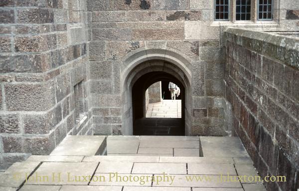 Castle Drogo, Drewsteignton, Devon - August 28, 1985